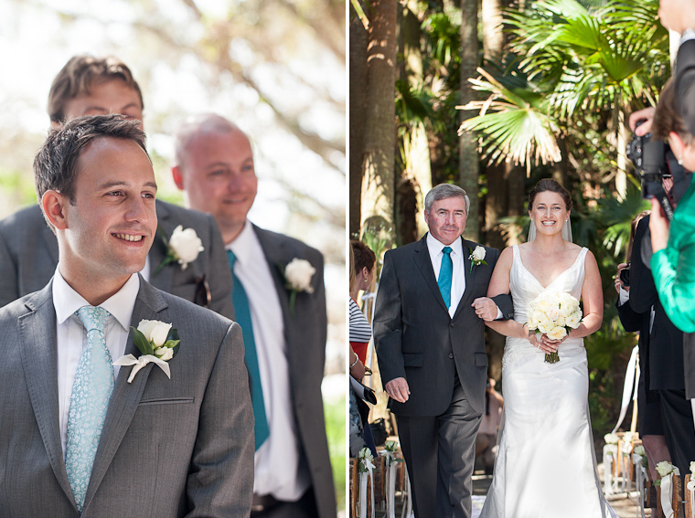 Melanie & Stuart's Pacific Palms Wedding