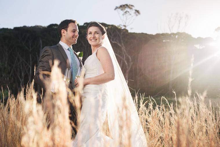 Melanie & Stuart's Pacific Palms Wedding