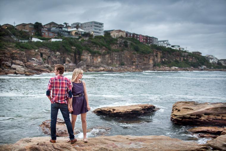 Alexandra & Philip's Seaside Prewedding