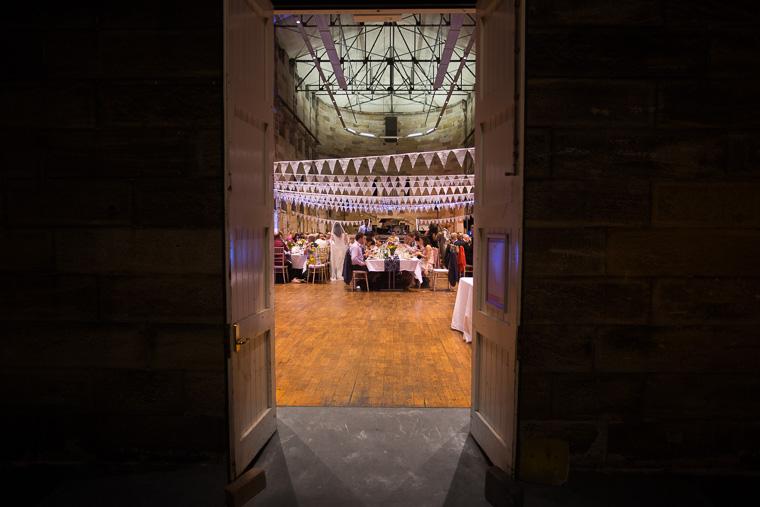 Kate & Daniel's National Art School Wedding, Sydney