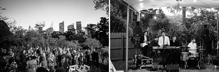 Alexandra & Phillip's Glamorous Backyard Barbecue Wedding