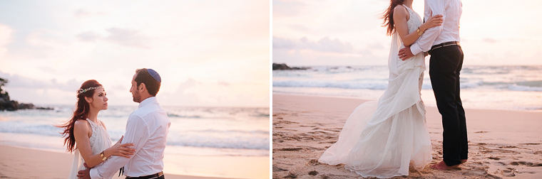Gabrielle & Gareth's Thailand Beach Wedding