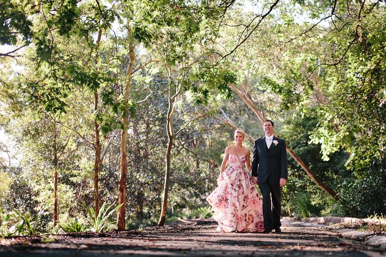 Stephanie & Simon's Pretty Pastel Wedding