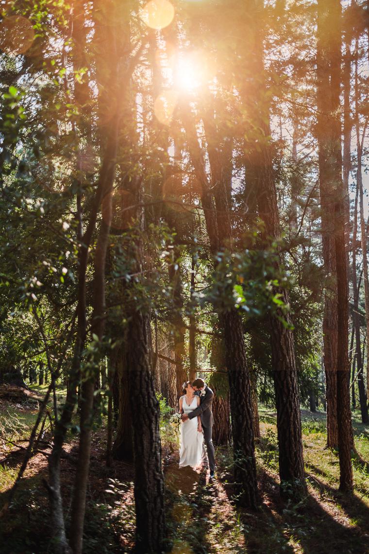 Ella & Garth's Yester Grange Wedding, The Blue Mountains