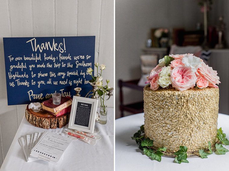 Country wedding at Somerley House, Sutton Forrest