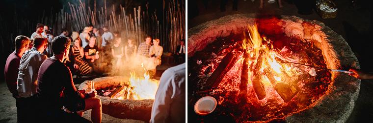 Boma Bonfire Firepit at Wedding at Kangaroo Valley Bush Retreat